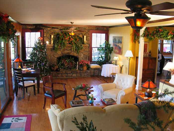 Mountain Grove At Cloudland Bed And Breakfast Mentone Alabama Nw